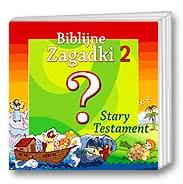 Biblijne zagadki. Stary Testament. Cz. 2