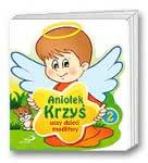 Anio�ek Krzy� uczy dzieci modlitwy