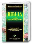 Biblia wprzek�adzie ksi�dza Jakuba Wujka z1599