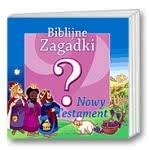 Biblijne zagadki. Nowy Testament. Cz. 1