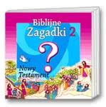Biblijne zagadki. Nowy Testament. Cz. 2
