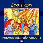 Jezus żyje! Kolorowanka
