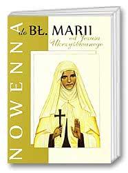 Nowenna do św. Marii od Jezusa Ukrzyżowanego